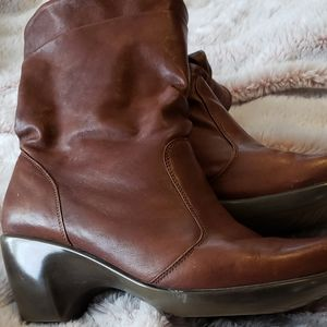 NAOT  leather boots